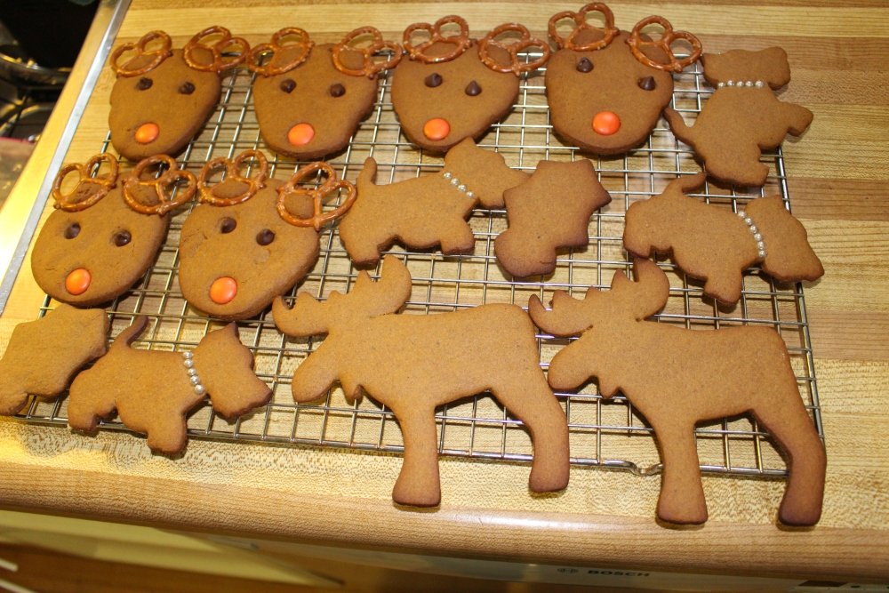 Gingerbread Mouse (2/6)